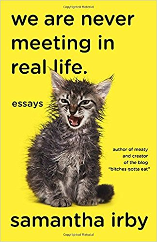 Humorous essays about relationships, health, and a cat named Helen Keller.