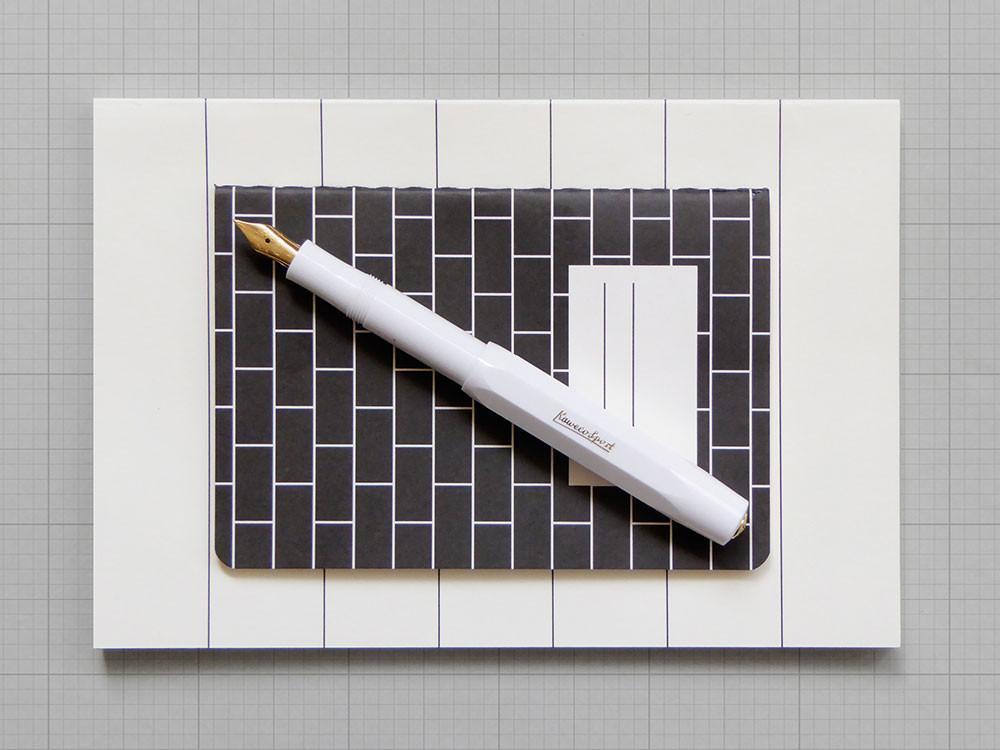 Sport fountain pen/ Present & Correct