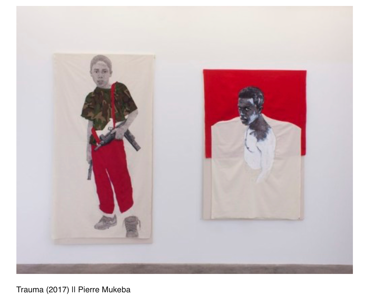 from Drew's blog,  Black Contemporary Art