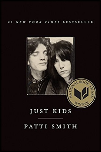 "Smith recounts her relationship with Robert Maplethorpe in the ""epochal days of New York City and the Chelsea Hotel in the late sixties and seventies."""