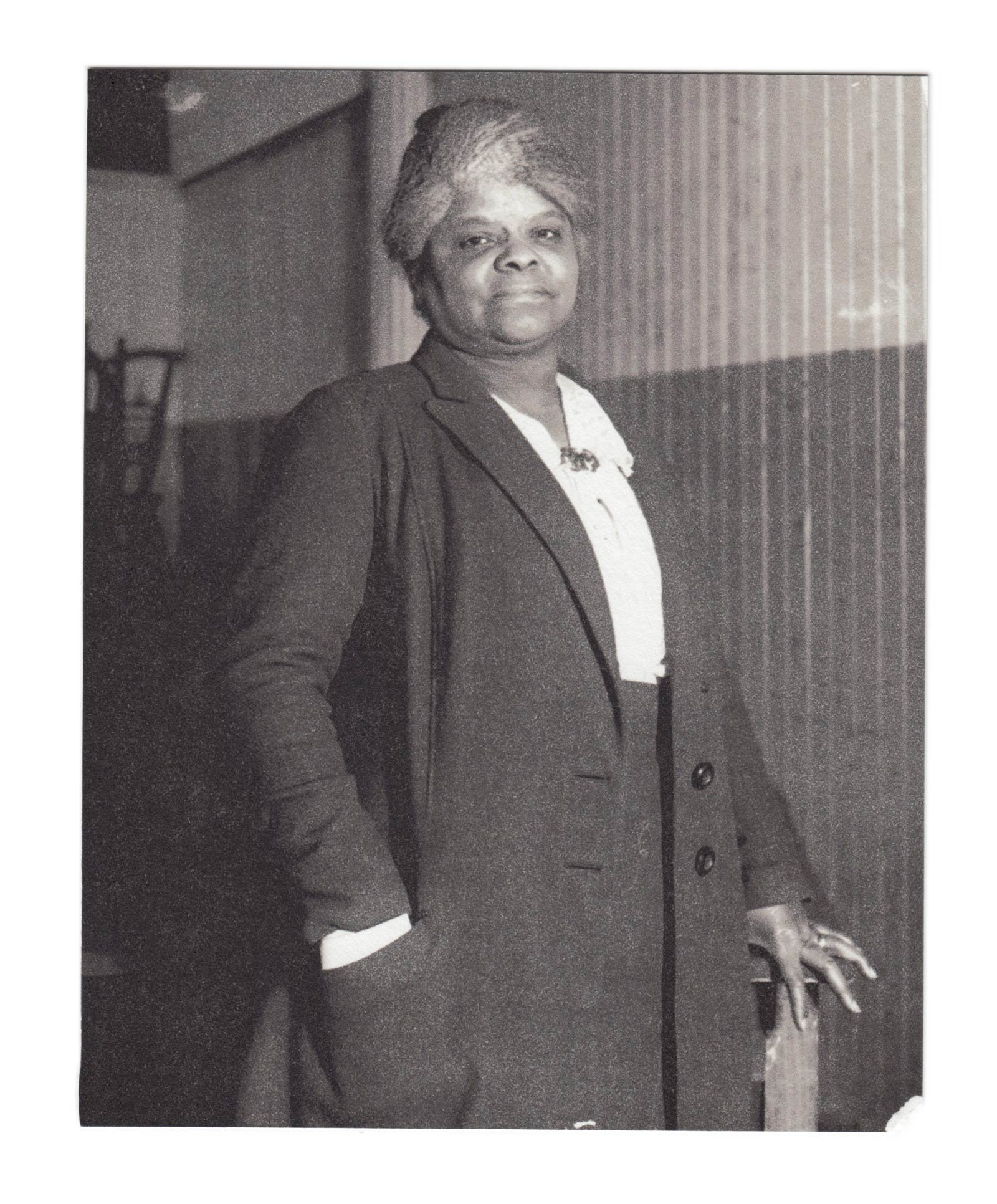 Ida B. Wells, via the  NYTimes Overlooked Project