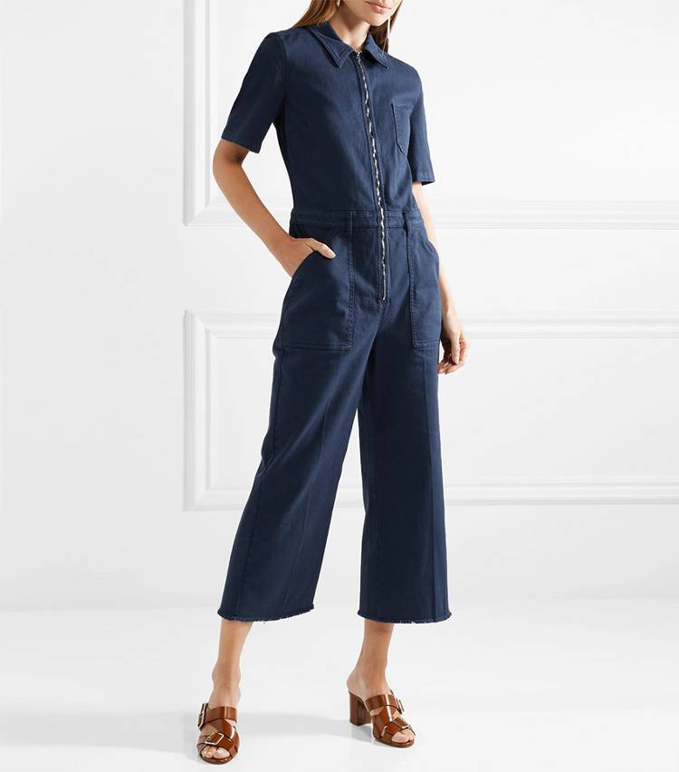 Stella McCartney Jumpsuit ( via Who What Wea r)