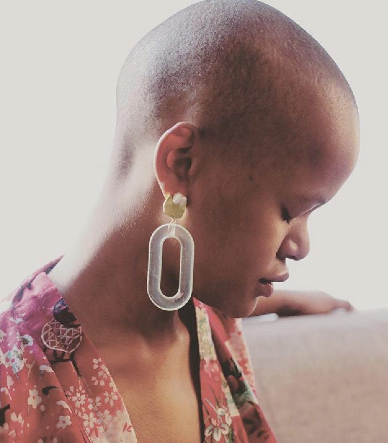 The Hailey Earring