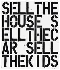 Christopher Wool, from Apocalypse Now paintings