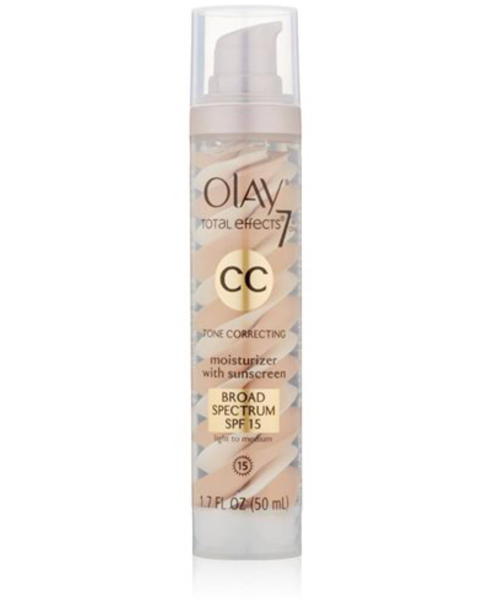 Olay Total Effects Tone Correcting Moisturizer with Suncreen
