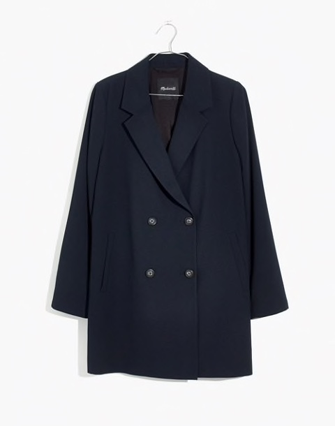 Madewell Double-Breasted Blazer