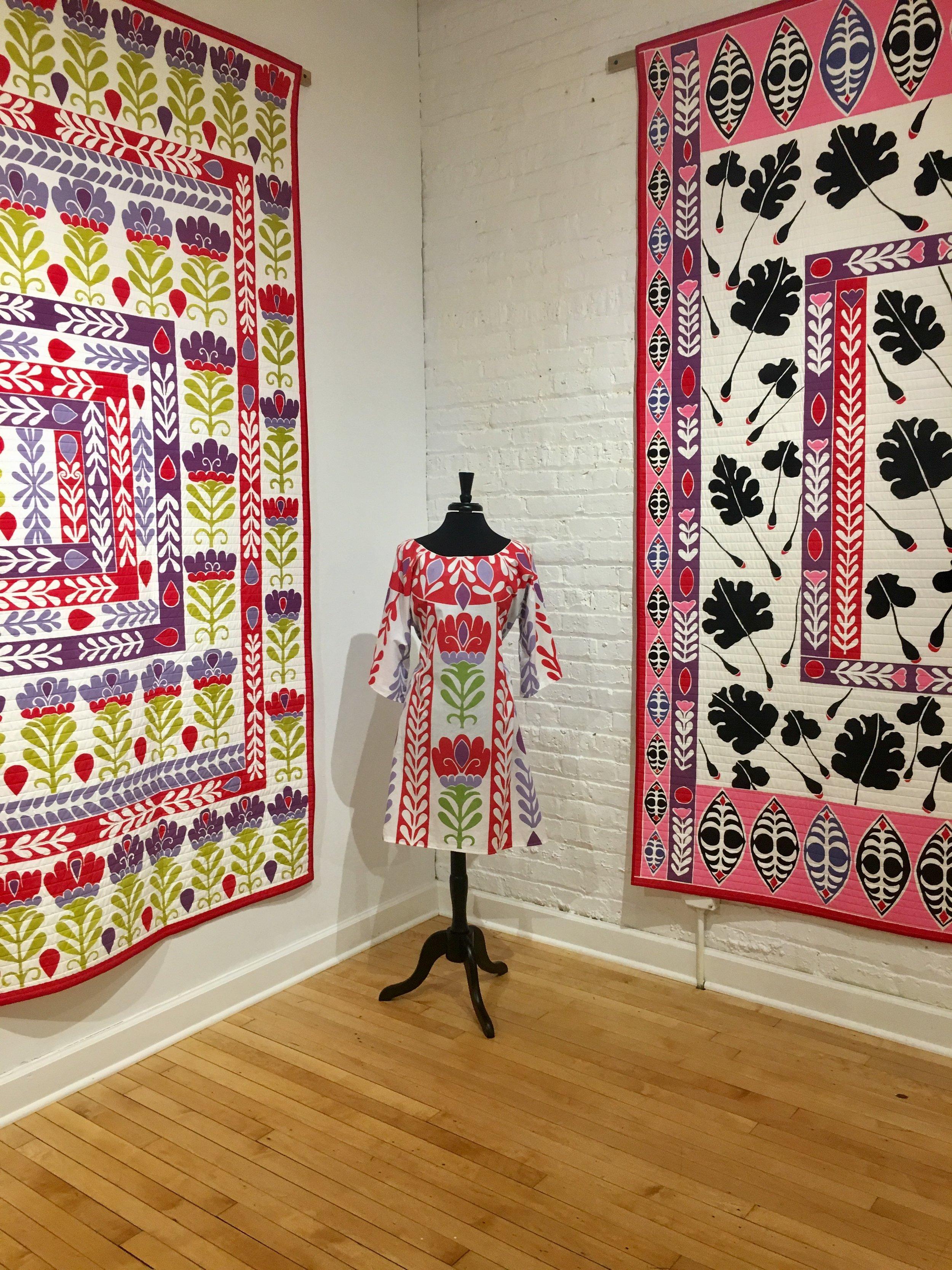 Textiles by Kirsten Aune