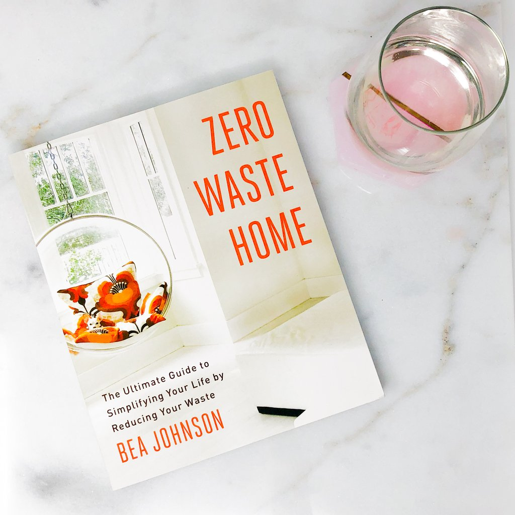 Bea Johnson (mom of 2) is one of the pioneers of the Zero Waste lifestyle,  here's her book .