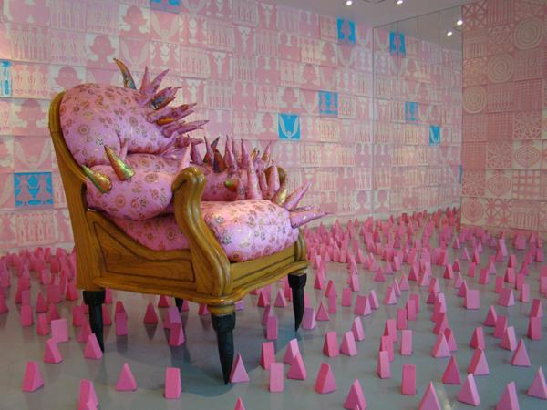 Pink Room series