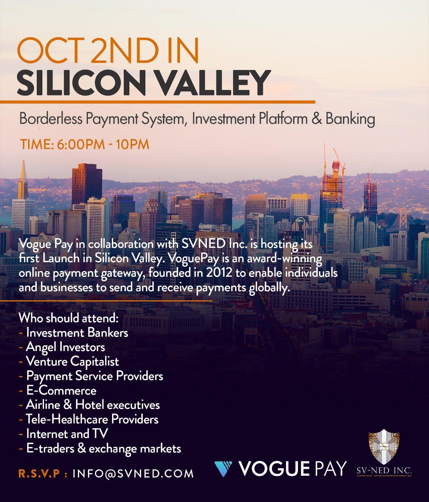 SVNED Hosts Oct 2nd in Silicon Valley VoguePay.jpeg