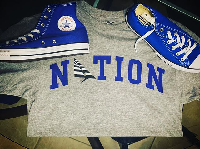 Roc Nation  Converse All Star