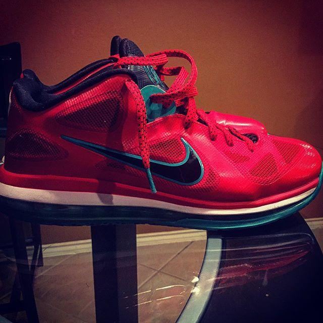 Nike Lebron LiverPool