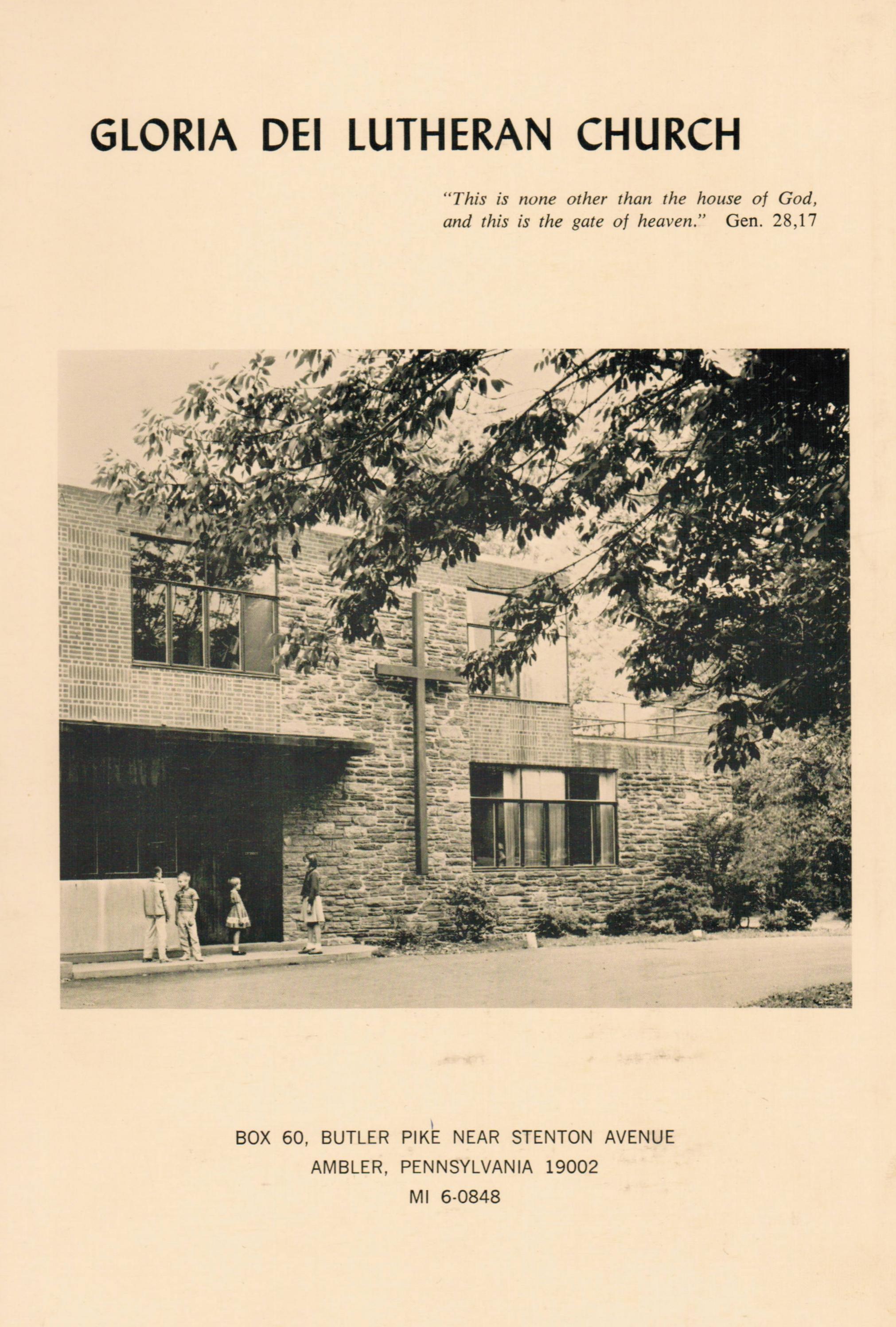 """Gloria Dei in the """"Square Shadows"""" estate (click to zoom)"""