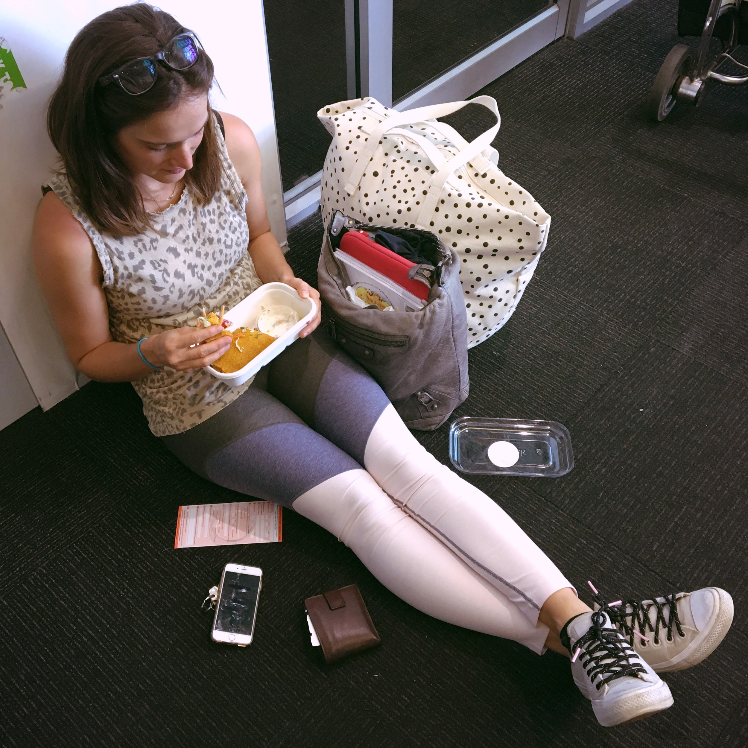 Raw-Food-airport-travel