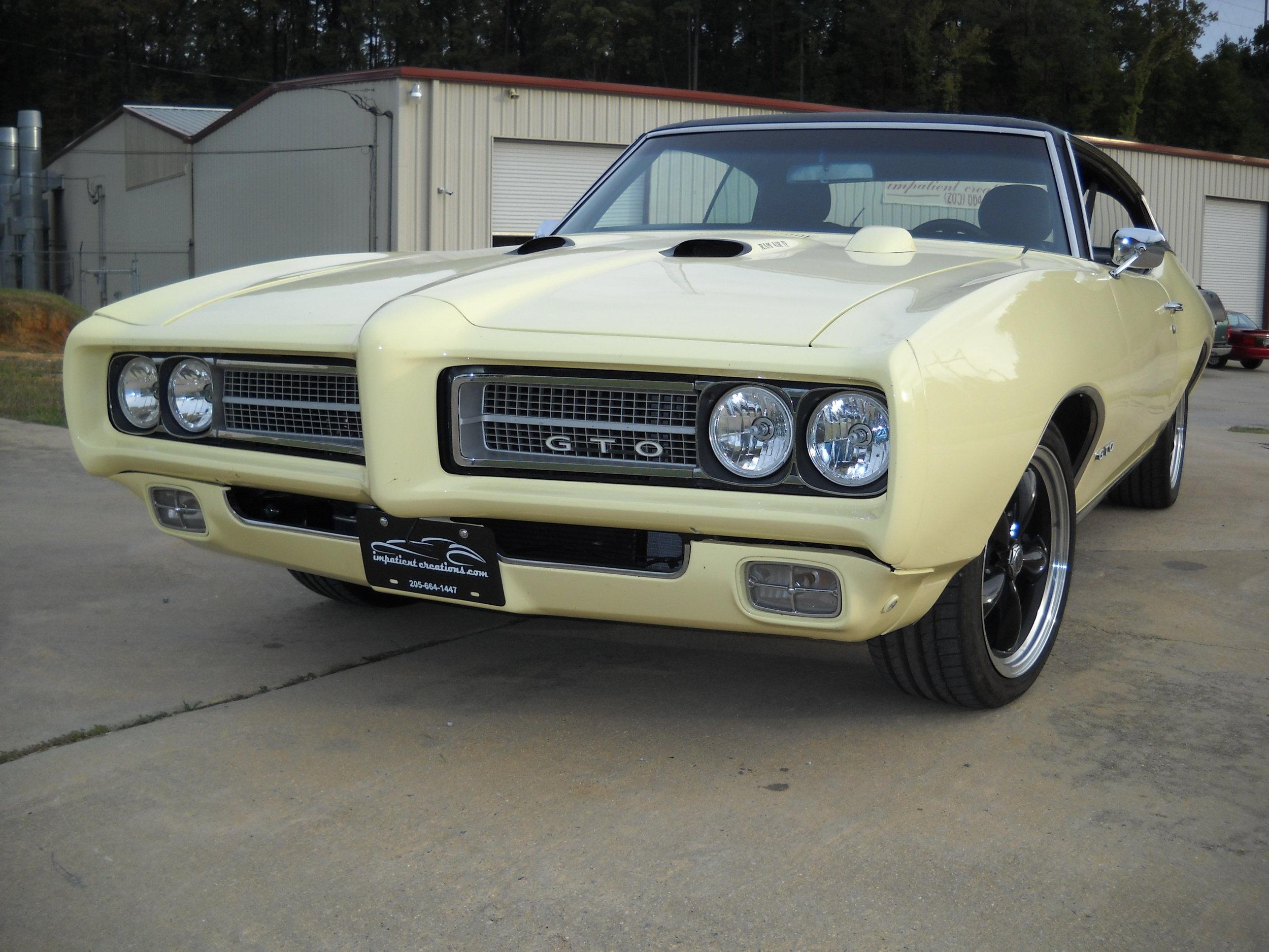 1969 GTO -