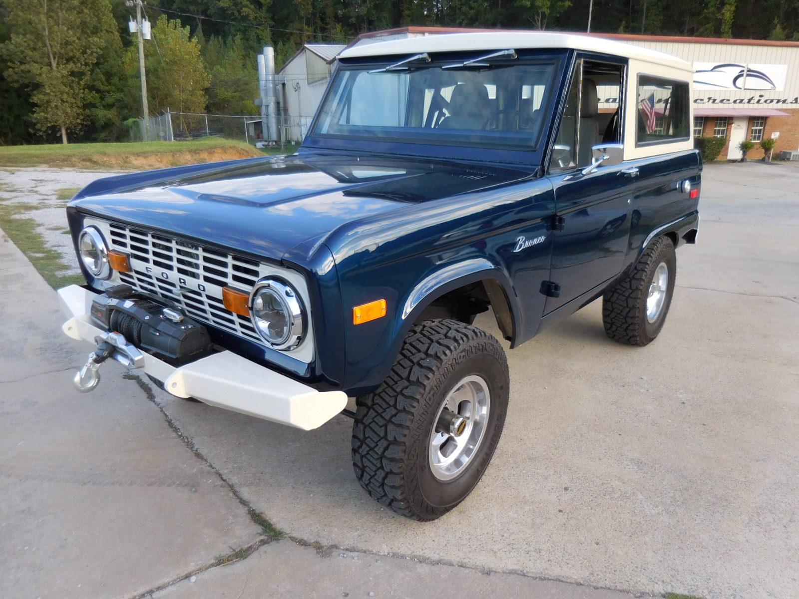 1975 Bronco -