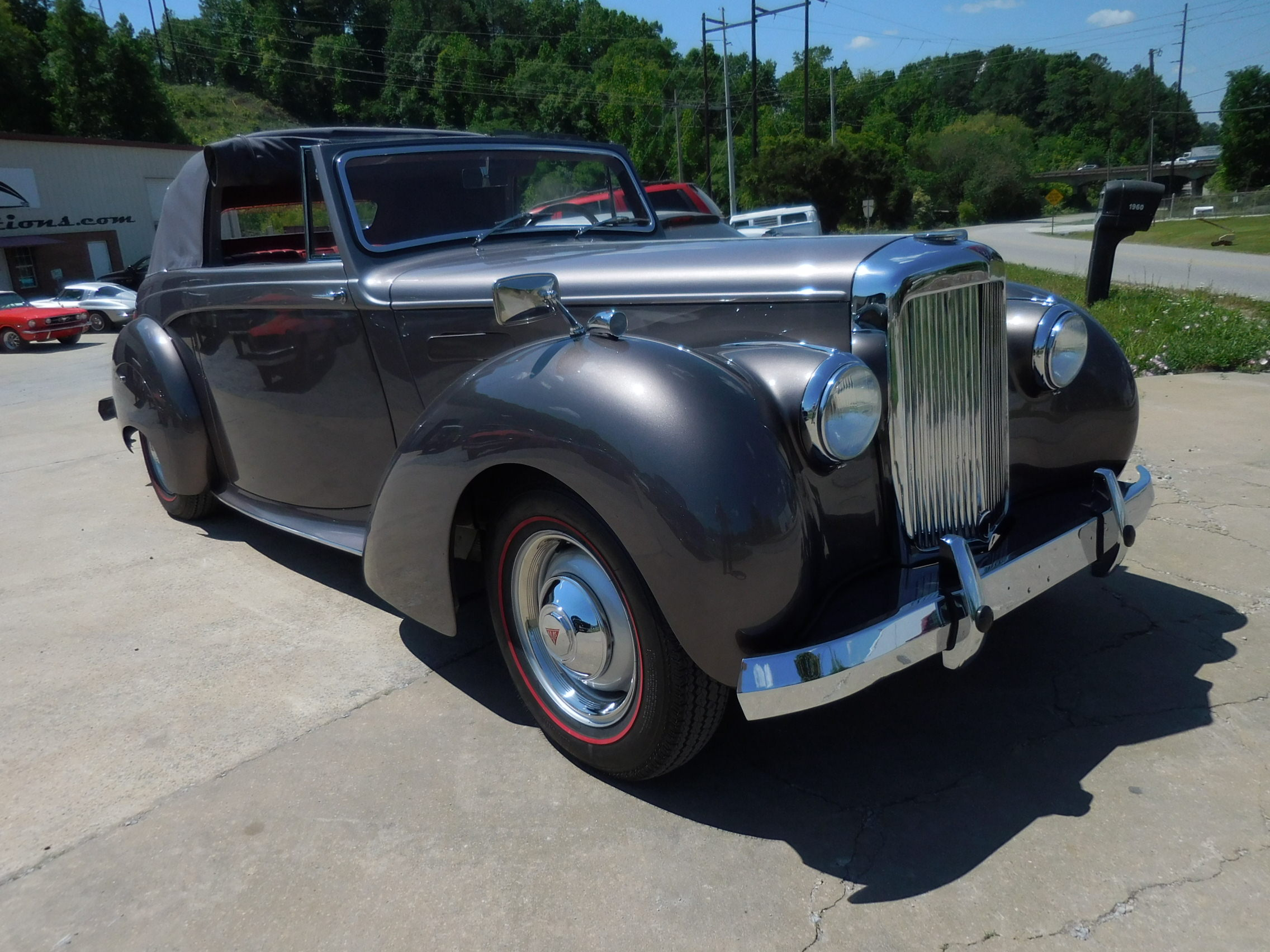 1953 Alvis TA 21 -