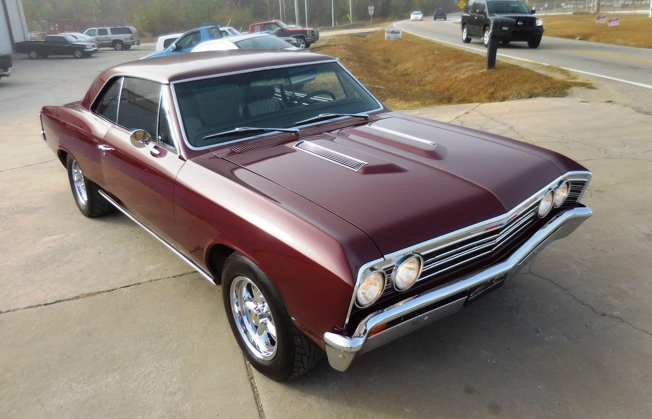 1967 Chevelle -