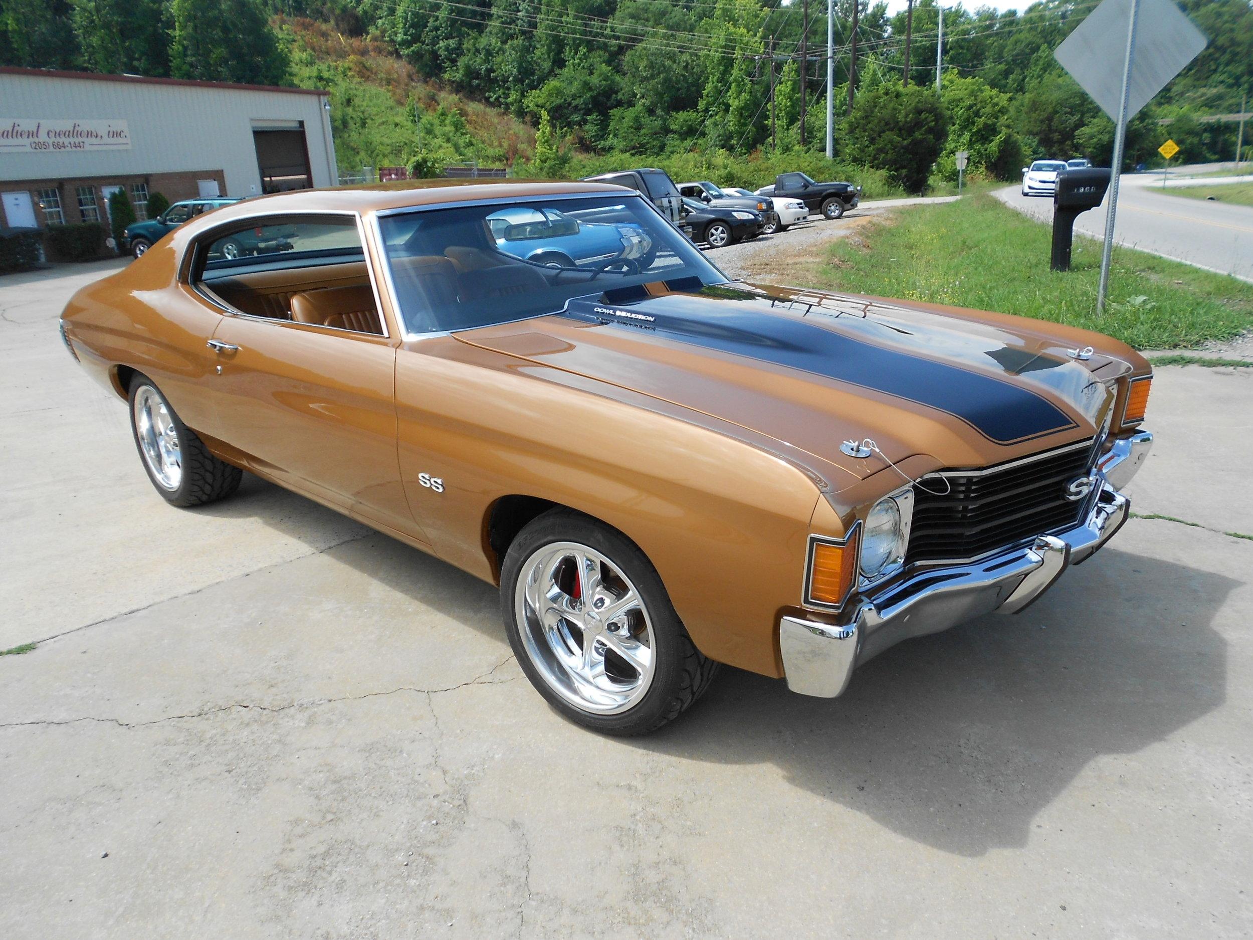1972 Chevelle -