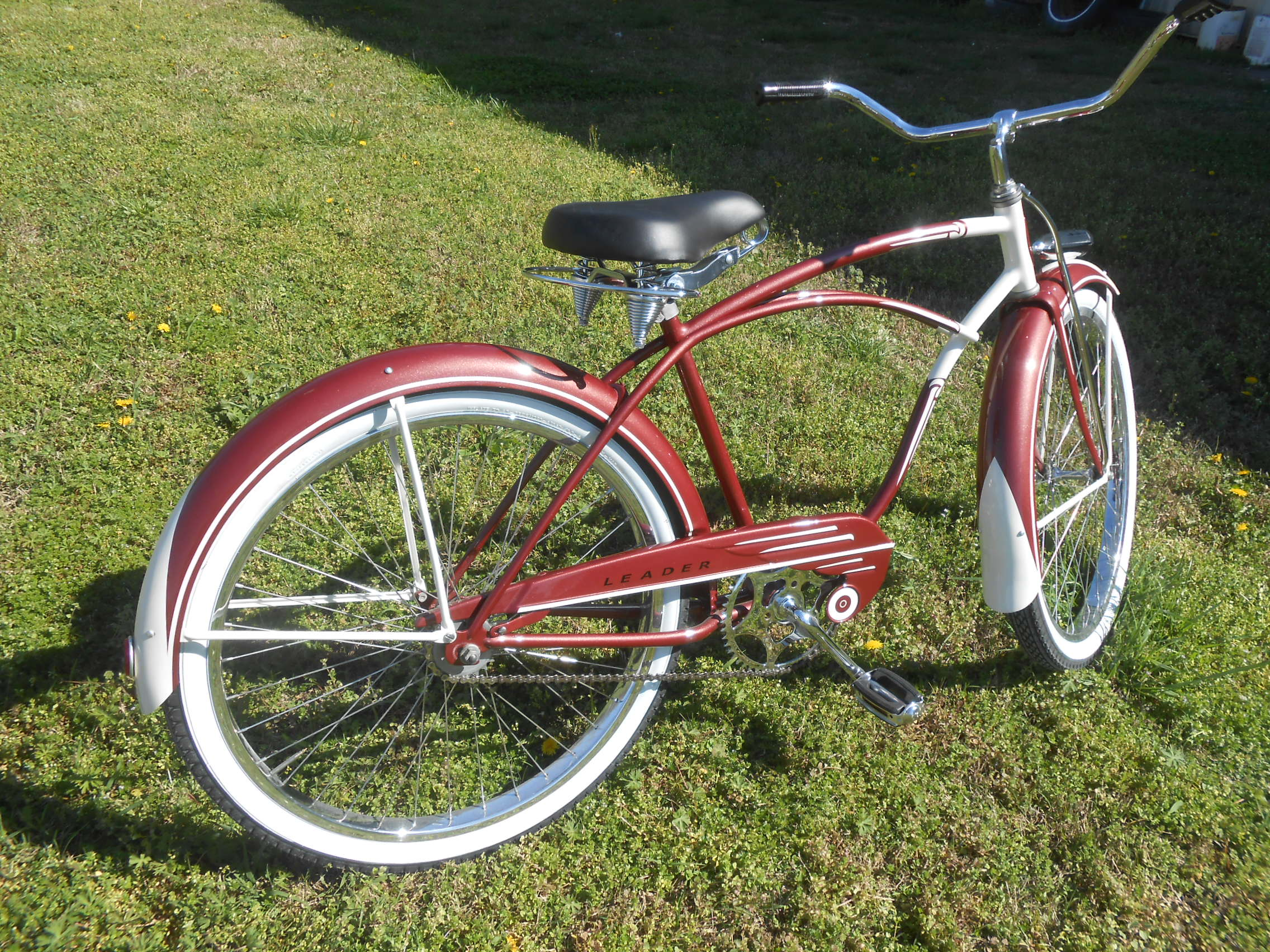 1952 Schwinn Bicycle -