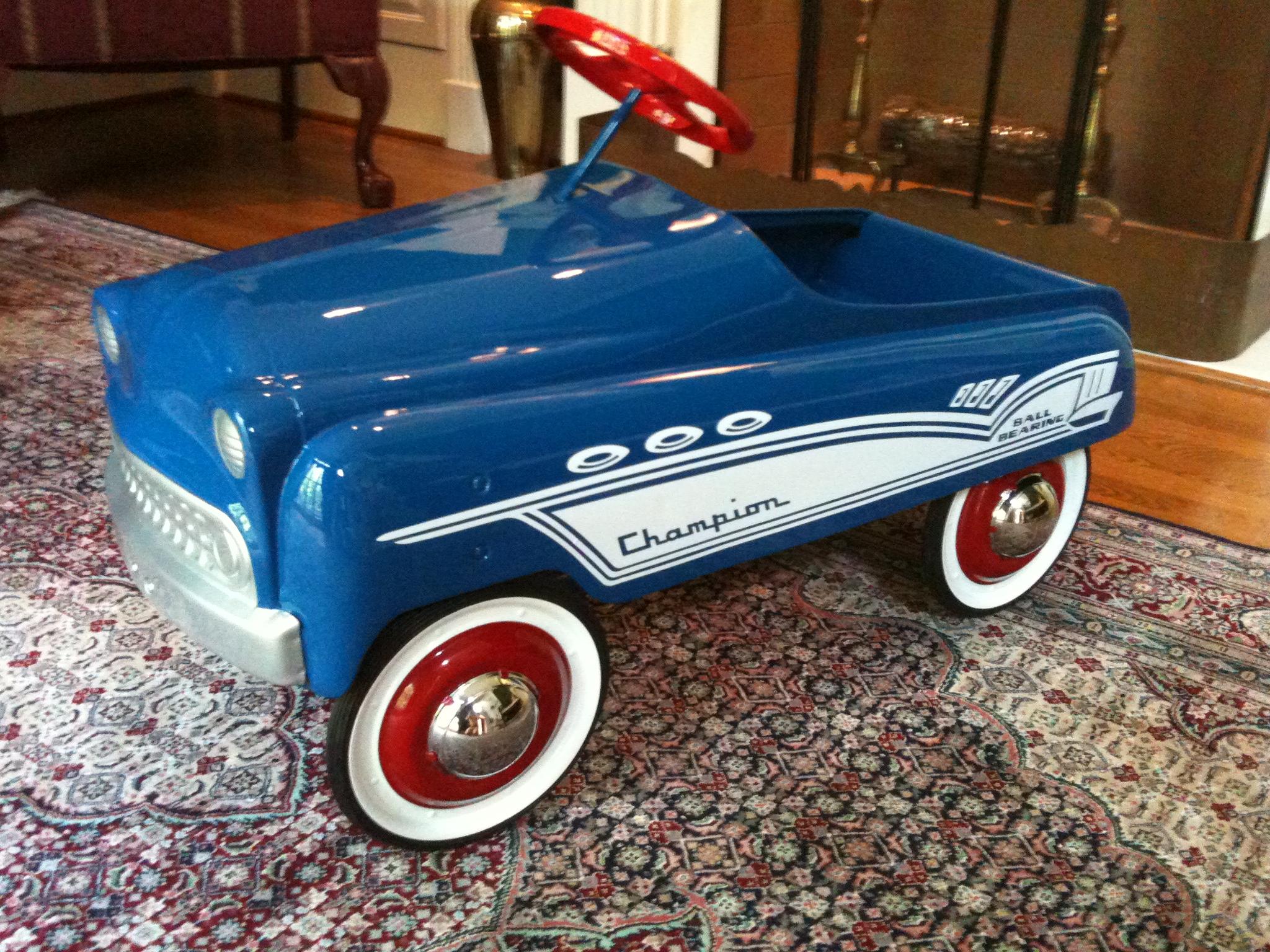 1960 Pedal Car -