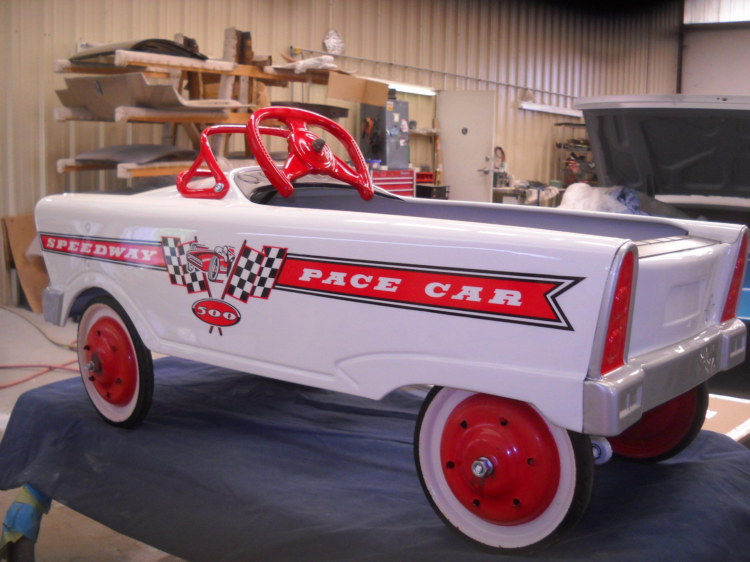 1960 Pedal Car JH -