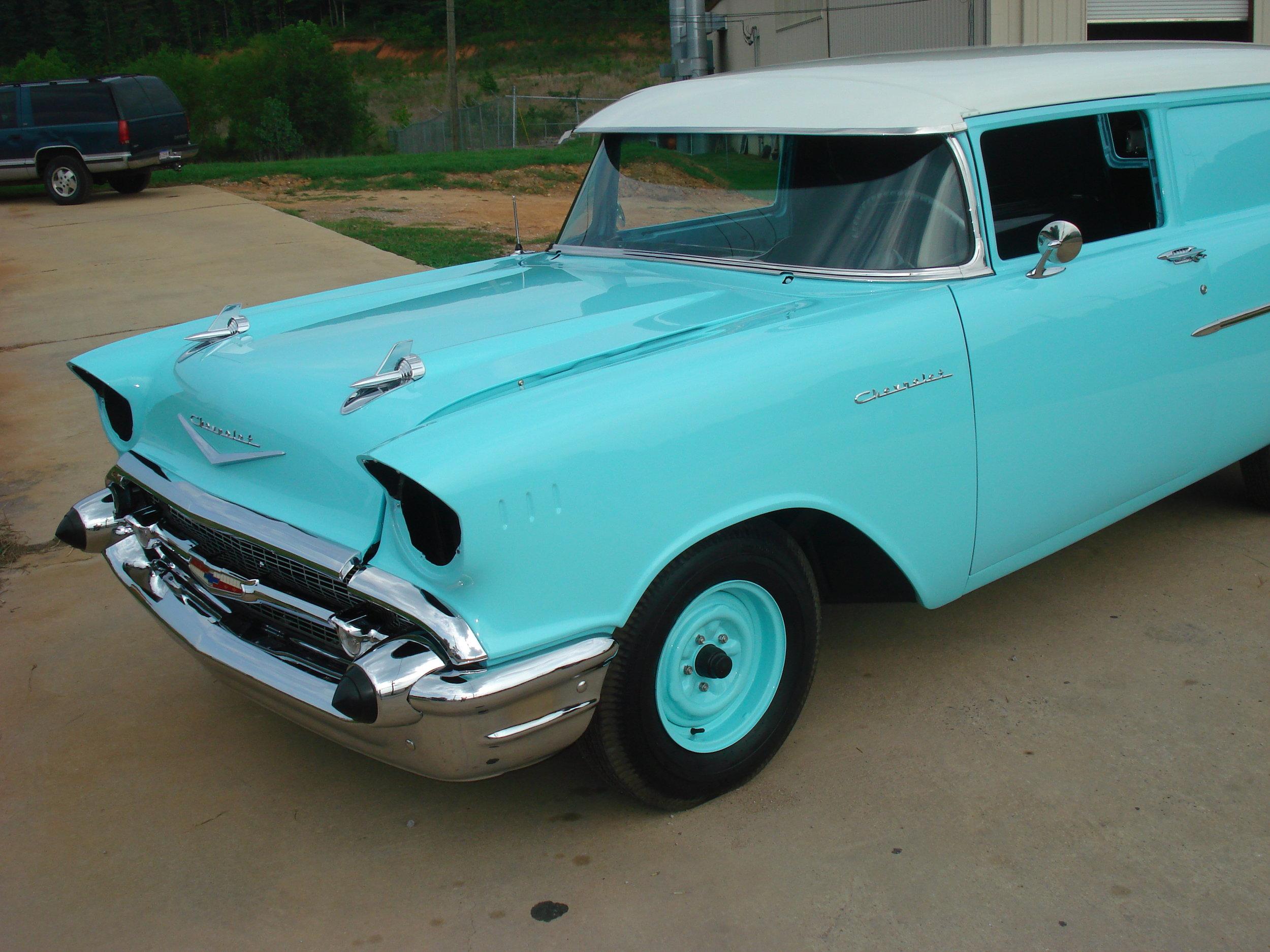 1957 Sedan Delivery -