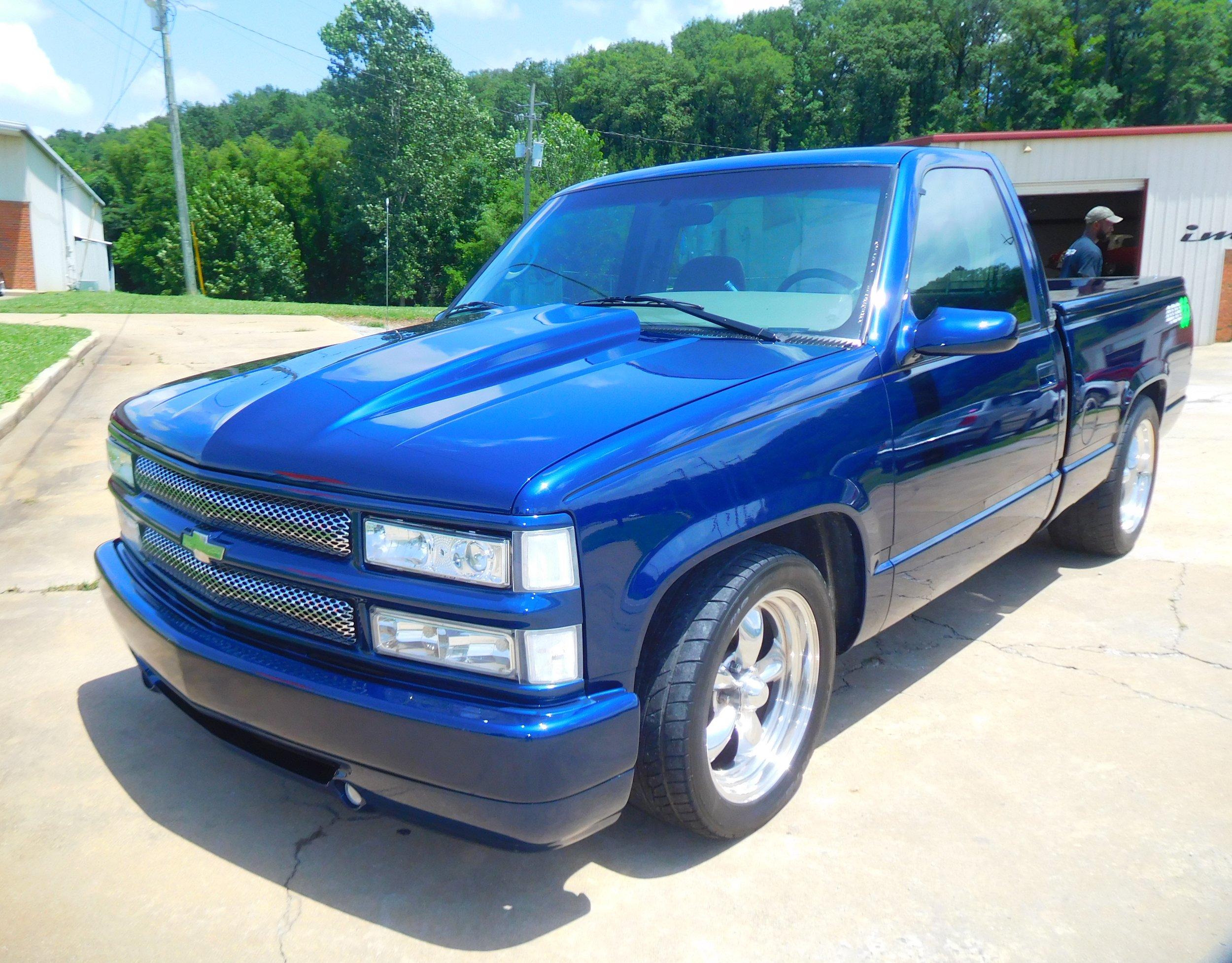 1996 Chevy 408 LS -