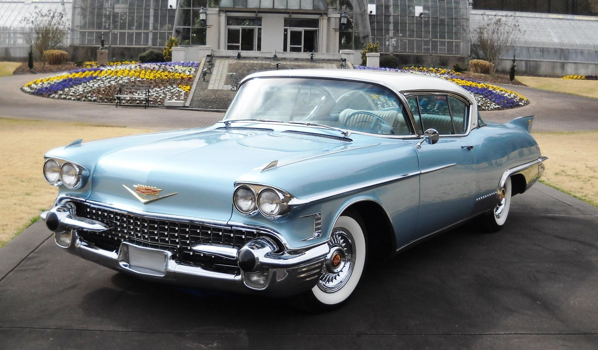1958 Cadillac Eldorado -
