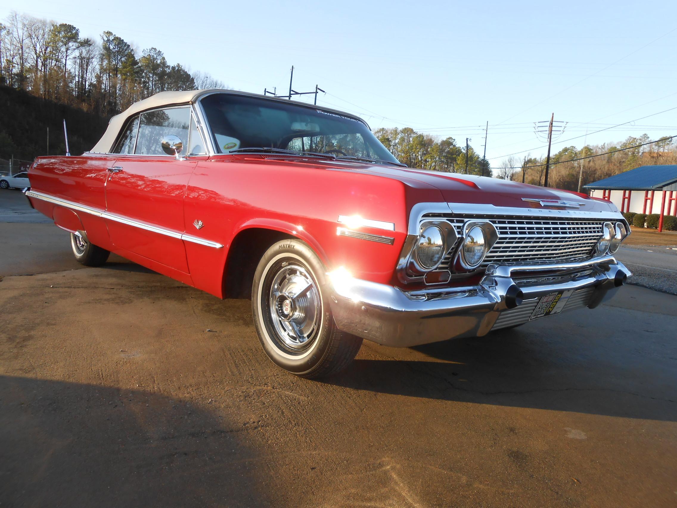 1963 Impala -
