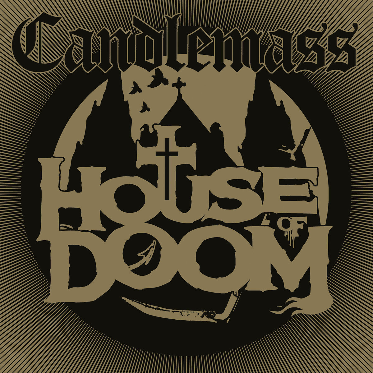 House of Doom EP by Candlemass