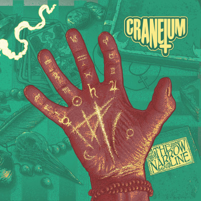 "The Narrow Line by Craneium - Finnish psychedelic doom rock. Stop right there. Where do I sign up? As we carefully tread down The Narrow Line, Craneium's grim yet stoner-friendly rock 'n roll fantasy, it is apparent that Finland has produced yet another vastly interesting group of young musicians. Set out on their first record, Craneium provide songs and images that will in fact become trapped within your cranium, and depending on where you stand on the mental scale, that can be a good thing… or great thing. It's only bad if you don't like rock 'n roll. Which if thats the case then I'm afraid we can't help you there.The debut record from these Finnish rockers shatters any doubt when the opening hook and harshly driven bass section of ""Manifest"" kicks in, dragging the listener into a hypnotic void of good old fashion fuzz and overdrive. I'm immediately hit with a breath of fresh air (or, perhaps, bong smoke) as I realize the kind of listening experience I'm in for, and the kind of band Carneium is.. . that of one way to few and far between in most up and coming bands. Not being afraid to WRITE A SONG is something that seems to have gotten lost in the shuffle in these modern metal times. Relying on technicality and production over a bare bones rock and roll foundation seems to be more of the norm, but as far as Craneium can push the envelope, they never loose sight of their true classic metal song writing roots that of which are firmly support the album. Having that rock solid, classic rock n roll/heavy metal, foundation is something vital that cannot be ignored and argued against. You can't build your epic castle of soaring riffs, shredding solos, epic metal choruses without your simple rock solid foundation. Through all the ""psych"" terminology and distortion pedals all you want at it, it won't stay standing. Rest assured, Craneium never loose sight of this. Easy to see why they chose ""Manifest"" as the opener and a single, as it is a perfect summary of their sound in general. Aside from being just a cool and catchy track, proudly wearing their old school influences on their sleeve, and welding genres together with some Finland mysticism.. it is the perfect summary of their unique and warping sound in general. So much so that it'll beg you to listen to the rest of the record, and you should definitely do just that.""I'm Your Demon,"" the second single off the record takes a somewhat unexpected direction… they slow it down. A little. For the ladies, I'm only assuming. Revving up the blues and the groove and locking into that dark, hypnotic, post-rock reminiscent grind, Craniuem still manage to provide a catchy haunting metal tune that showcases their musicianship. The song has a captivating quality about it due to not only its interesting arrangement but instrumentations patterns that'll throw ya for a loop, sucking you in, so to speak; as the vocals provide an epic sounding contrast to the tune. Just like with any classic heavy metal band, the guitar and the vocals are the two aspect that really rear their ugly head through the psychedelia and the darkness. The high end tone of the six sting just cuts through the buttery mix, spreading itself somewhere between fuzz and blues yet at times cleaner and (dare I say) prettier sounding. Rolled up with a little stoner-metal influenced clean singing lurking amongst the grimly contrasted and sounding tune, it makes it to be something special.As we venture in to ""Beyond the Pale"" and further into this sonic arrangement of doom, it becomes more apparent that Craneium are not ones to stay locked into a certain sound and are definitely not afraid to tread new waters within their realm of rock n roll. They are definitely no Rush, but prog territory is definitely treaded on, as well as Pink Floyd, as well as the ever-present and obvious Sabbath, and I even notice a hint of some Motörhead on the overdriven bass.. my point being as much as I can derive other band's sounds from theirs, they make it their own. And it makes for a very rewarding and simply put cool listening experience. The rock from the post-rock, ambient, vibes all the way to fist-in-the-air, percussion and power chord heavy choruses in one fell swoop. Tracks like ""Soothsayer"" are a nice nostalgia trip into the early, mystical days of heavy metal, where they would've thought to have been reciting black magic in the forests.. as well as laying down tasty riffs. And staying true to the classic metal vocals works very well for most of the tunes, except I can't help think they'd benefit from having JUST A LITTLE more raw, harshness and aggressiveness to them. The same could be argued for all of their music in general, actually. As the album progresses into its final tracks ""Redemption"", ""The Goat"", and the conclusion of ""Man's Ruin"" ; I can't help but think they get just a tad too repetitive as I found myself slightly jaded. Please note this as a very minor (hopefully constructive) criticism, as this record is absolutely awesome awesome. I just feel THAT much more kick, and some metally balls of fire will add some more dynamic range to the mix would do them a world of wonders. But, the fact is they are heavily driving home their transient doom vibe, which is nothing to complain about, as they vibe totally rocks. Complete with awesome black magic induced imagery in the album artwork like sprinkles on top. AND THEY CAN WRITE FUCKING RIFFS.All in all, I most definitely highly recommend this album to anyone that is a fan of classic rock n roll and/or heavy metal (which should be all of us). Aside from it being at times a little tooo drowsy and monotoned for what I believe it could be, it is an intelligent and cool arrangement of music from these Finnish wizards. I greatly look forward to their next release, as this showed magnificent potential. They undoubtedly continue to exhibit solid songwriting ability and undeniable musicianship throughout this interesting slice of rock and roll, and that's something to be recognized.Rating: 4/5Check em out:https://craneiumband.bandcamp.comhttps://www.facebook.com/craneiumband"