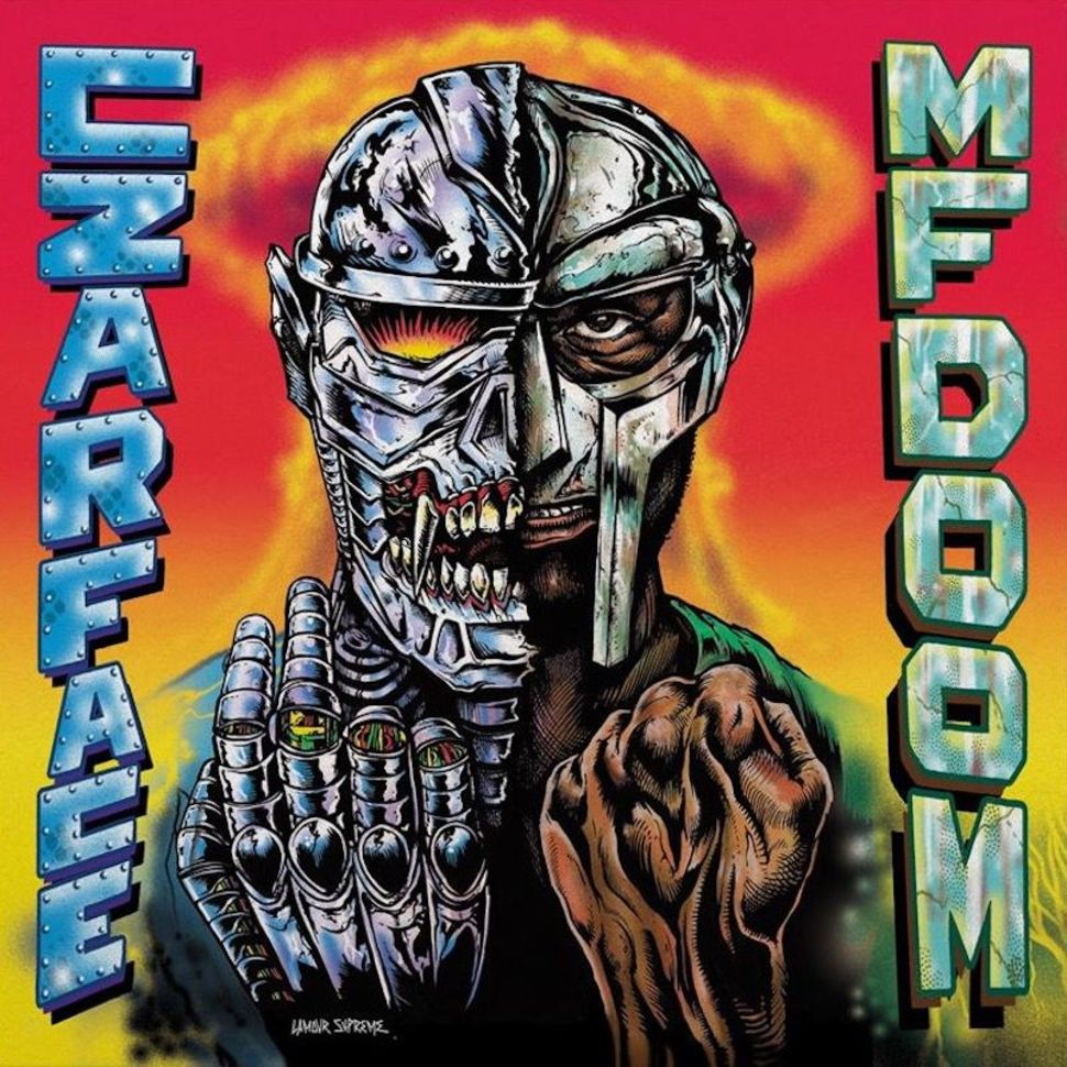10. Czarface Meets Metalface by Czarface & MF Doom - Well, nothing like starting things off with an explosive curve ball, yeah? Bet you didn't expect this one, DID YA?! Honestly, neither did I; not until I began excavating my archives of this year's release had I realized that I couldn't not include it. I was quickly reminded how much powerful lyrical genius and action packed tunes were locked and loaded in this comic book come to life of a rap record. And as a full record, in terms of hip-hop/rap, it literally can't get much better than this in the modern day era. I'm far from shy about the fact that I'm as huge of a Wu-Tang fan as I am a Slayer fan, and I can say the Rebel INS himself along with his partner in crime Esoteric have outdone themselves with this one. Collaborating with he always unique MF Doom, this is a huge middle finger and an antithesis to modern rappers, as there is enough intelligent lyrics and wit in here that will make your head spin, and is almost too much for the casual listener to follow. Set with a super villain narrative and experimental production that sounds like its recorded in the Bat Cave itself, this is by far too dope of a record to not make the list. And quite possibly the best Wu side project release since Swords. Sorry not sorry. Wu-Tang forver.