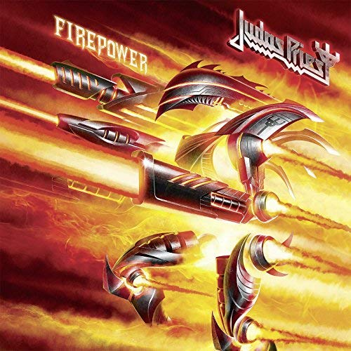 2. Firepower by Judas Preist - JUDAS. FUCKING. PRIEST. Honestly, what more can I say? Priest is back with easily their best record, since, oh, PAINKILLER. In fact, as an album, it might be BETTER than Painkiller. It's heavy as hell, catchy as hell, and ultimately classic. Simple as that. And the Metal God himself still reigns quite supreme with the vocal performance on this one as do the rest of the band proving they're not about to slow down for a second. Quite the contrary, actually. There's a reason why they're still reigning and still kicking.. and by kicking I mean the teeth out of any younger metal band that even thinks they can do it better than Judas Priest. What a gift this was from the Metal Gods. Thank you.