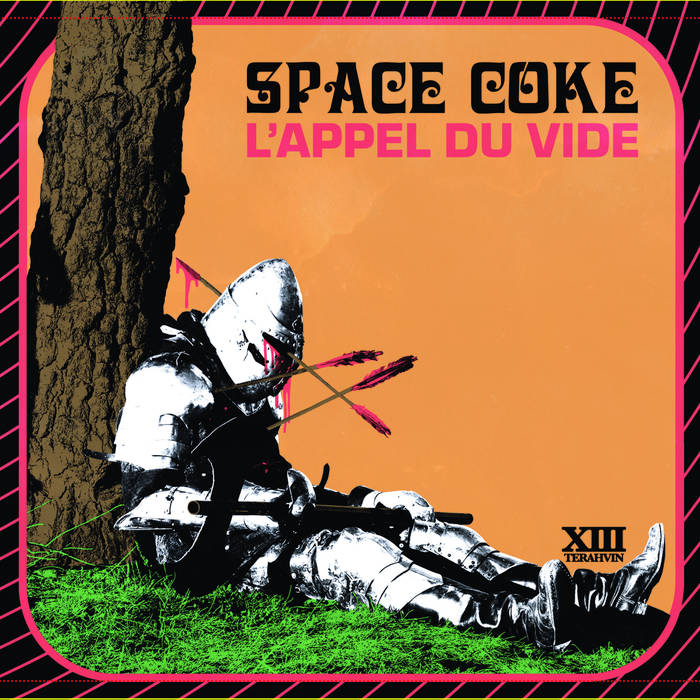 """L'appel Du Vide by Space Coke - First things first, let's get to the bottom of it right now… is there coke in space? According to Cheech and Chong, there certainly is. But, how could we ever know for real? Maybe, just maybe, a psychedelic rock/metal band from South Carolina has the answer. Lo and behold, Space Coke. If actual alien stimulants are a mere thing of fantasy, so be it. But capitalized Space Coke, the band, is the closest we're going to get. And we all should be more than ok with that. because they rock.Perhaps the mystery comes from their mantra, """"If the amps don't smoke, it ain't Space Coke."""" Summoning the metaphorical image of a rocket ship made from Orange Amp equipment, cranking the Band of Gypsys, and smoking out the atmosphere with a lethal combo of burning magma-grade rocket fuel and burning of the devil's lettuce; blasting into the ever lurking depths of outer space. Hopefully to meet an alien leader and give him the first couple Sabbath albums to strengthen the metal brotherhood within the universe. But, being as they're Space Coke, they'd probably just get high with said extraterrestrial dictator and jam with him. Because, they're Space Coke. That, in essence, is what makes their album L'appel Du Vide so special. It is utterly unique, intriguing, groovy and sexy, violent and thrilling, and you don't even have to be stoned to the gills to appreciate it.The (translated to English for us meatheads) Call Of The Void opens up and runs rampant with dark and obscure horror film samples, mind-melting riffery, heavy psychedelic grooves, fuzz, blood, doom, gloom, sex, drugs, and rock 'n roll. The opening riff of the title track itself is enough to catch your attention and drag you into the void for the remainder of the record; where you laugh, cry, and smoke, and headbang your way to eternal glory. By the end of opening track it becomes quite clear that Space Coke are not just another dime-a-dozen psychedelic rock band… aka dudes that tried acid a few ti"""