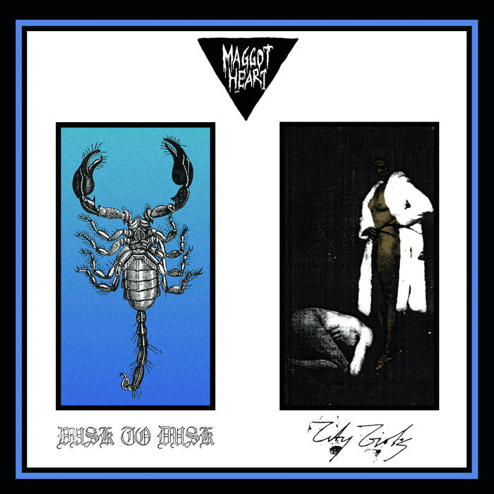 Copy of Copy of Dusk To Dust / City Girls by MAGGOT HEART