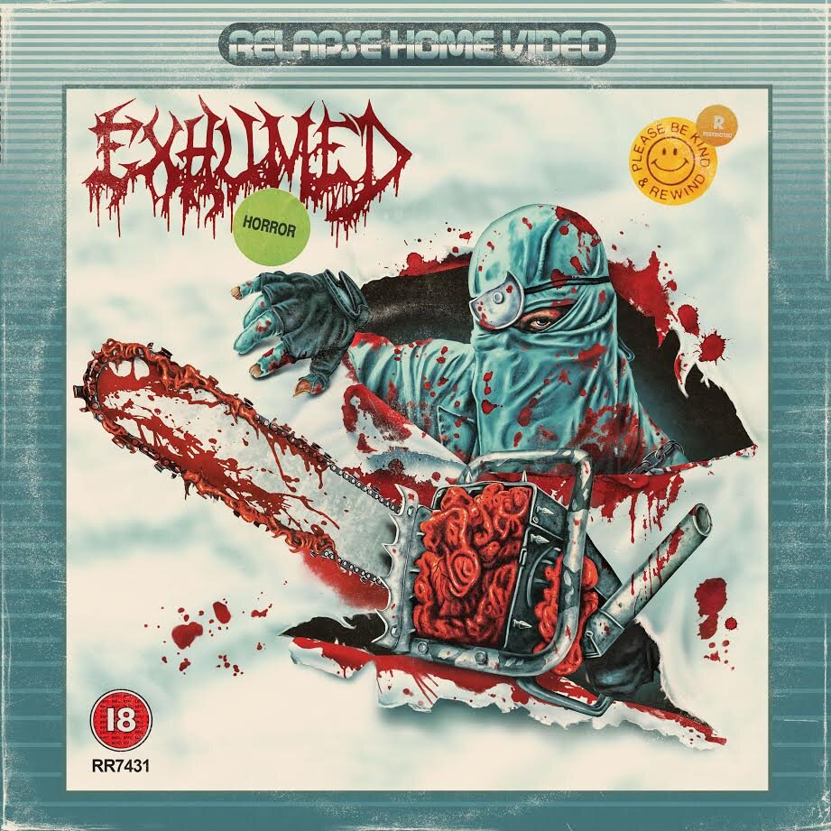 Horror by Exhumed
