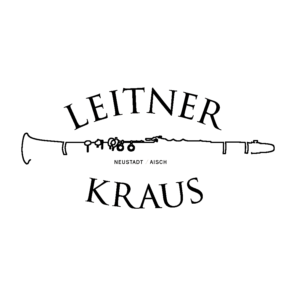 Klarinet maker Leitner Kraus logo