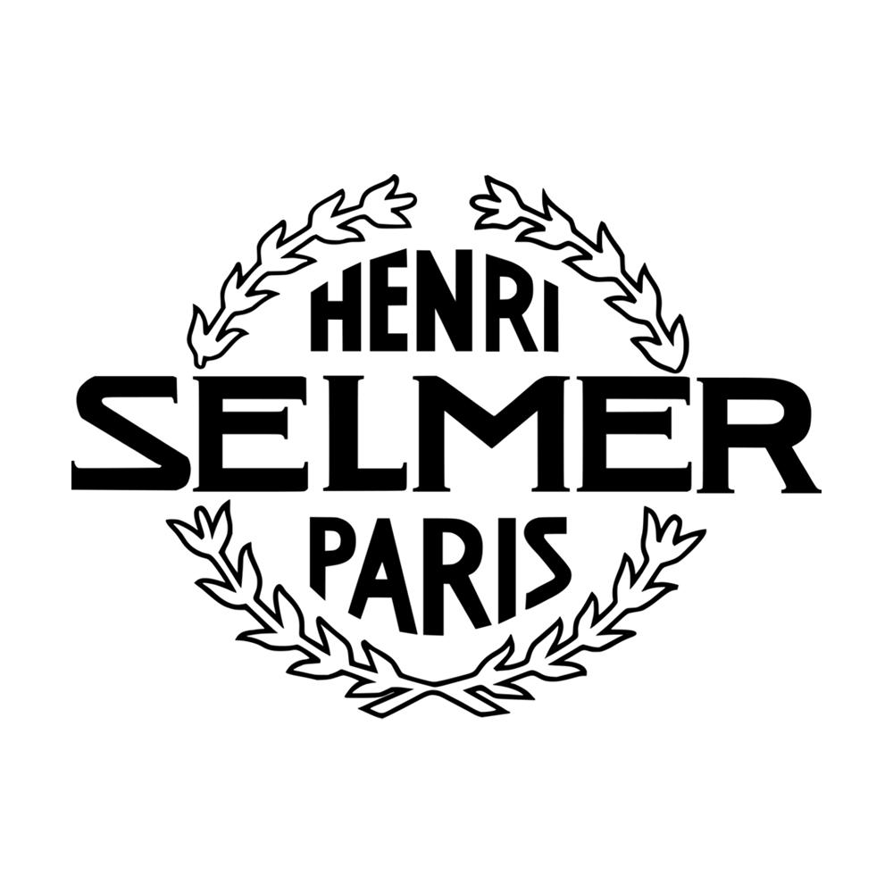Klarinet maker Henri Selmer logo