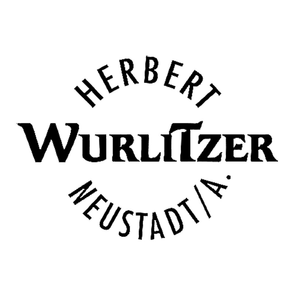 Klarinet maker Wurlitzer logo