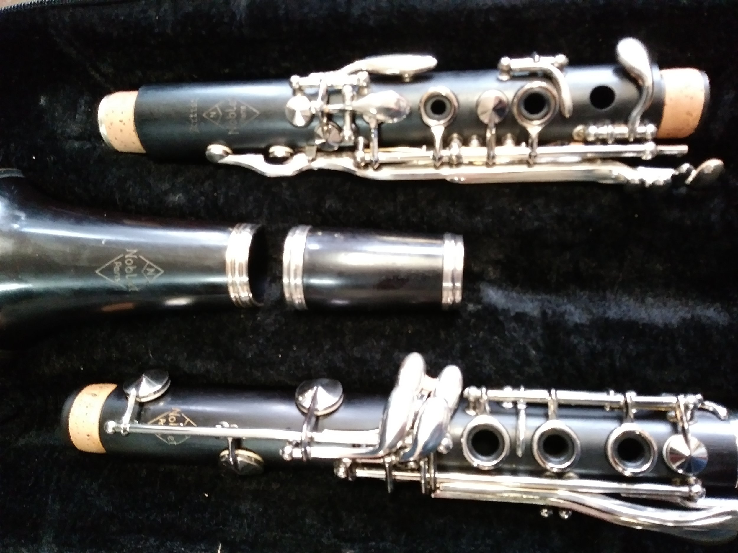 Noblet Artist clarinet for sale
