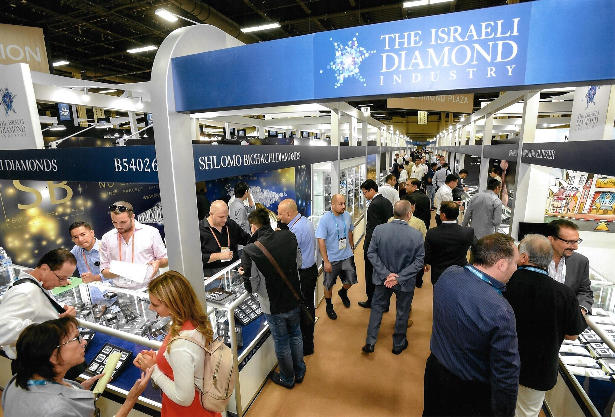 Israeli Diamond Industry