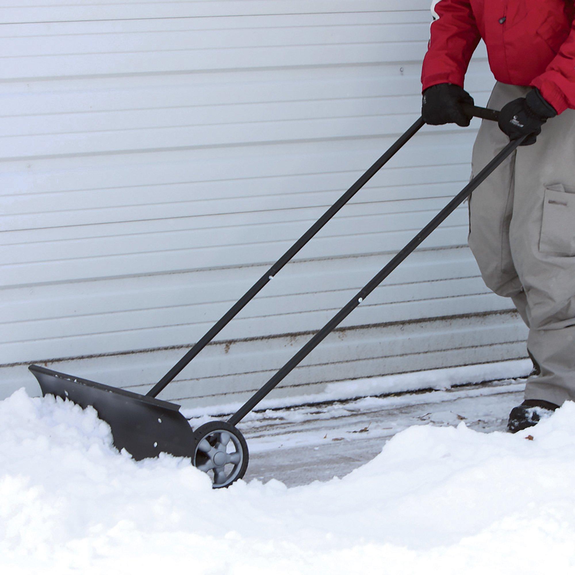 Shovel First Salt Less