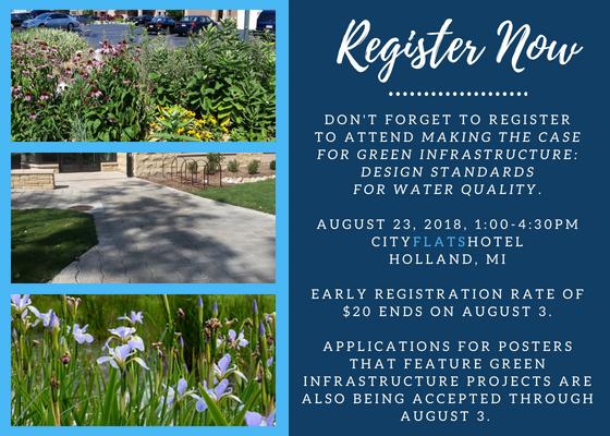 Early registration deadline is August 3