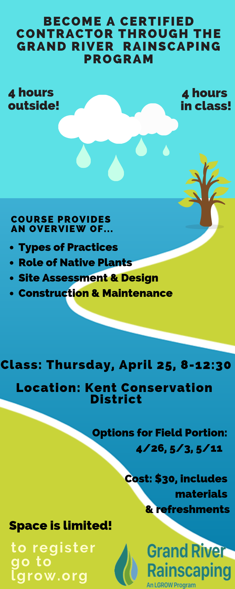 Grand River Rainscaping Certification Class FLyer.png