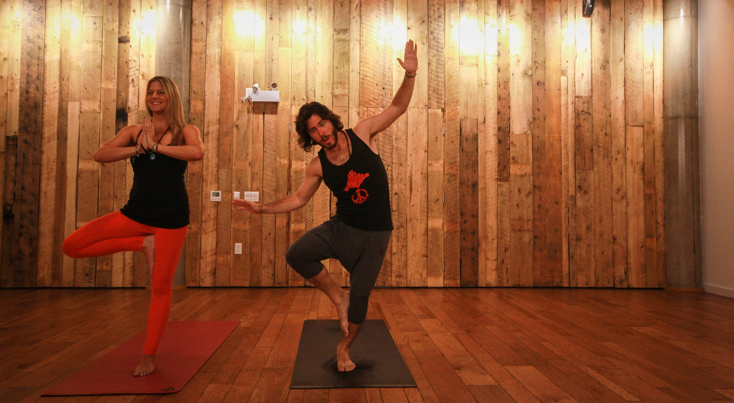 WE ALL HAVE TOSTART SOMEWHERE - Come Find Your Groove at Shanti