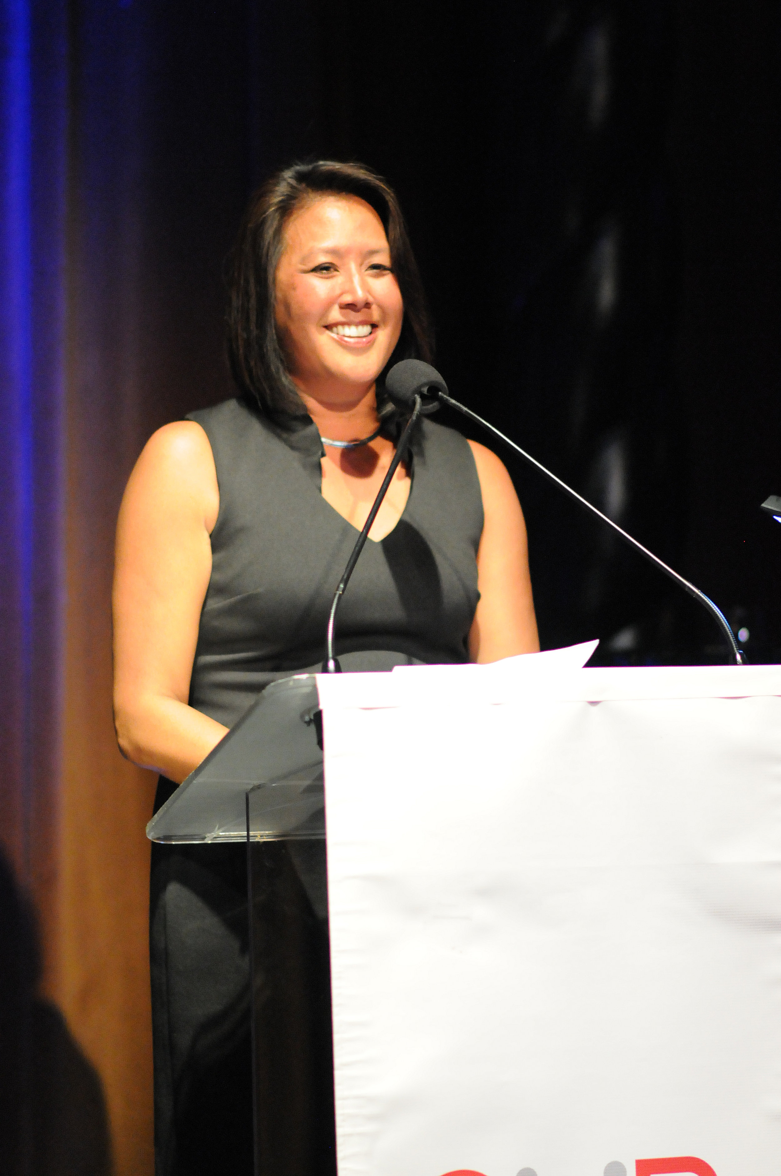 Dr. Karen Eng,  President & CEO of CSMI