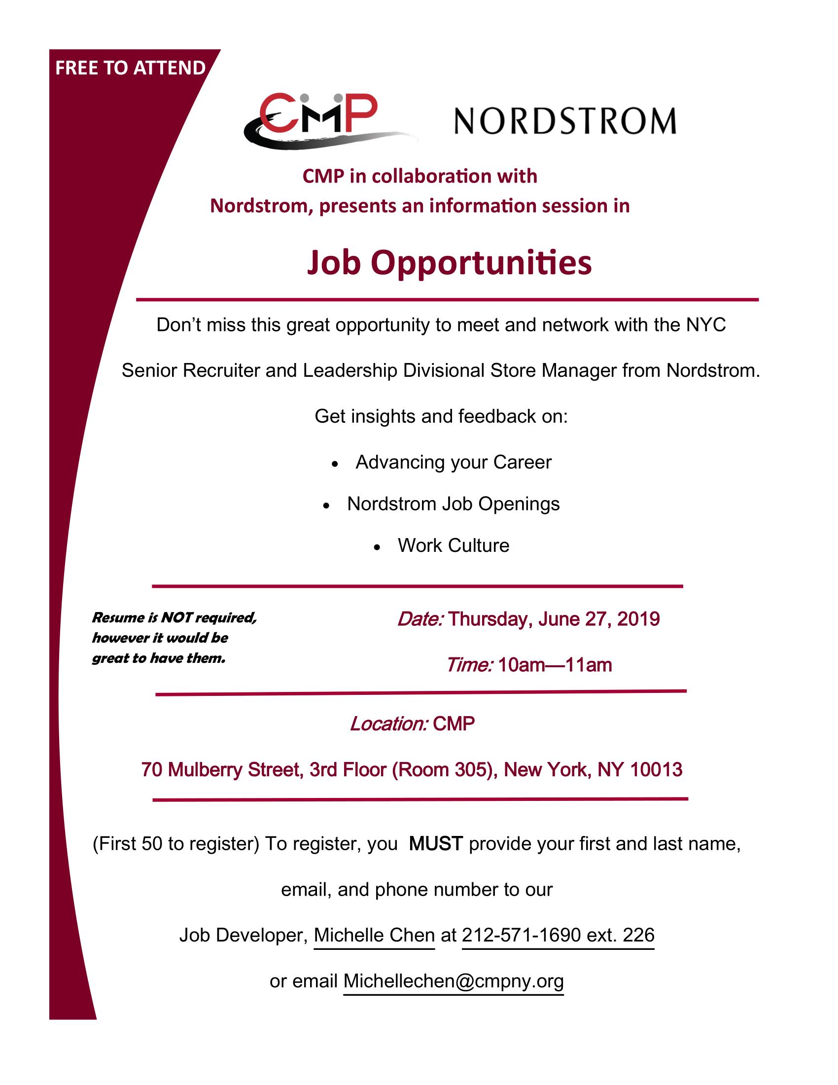 Nordstrom Pre-Career Fair Workshop Flyer June 2019-1.png