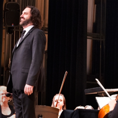 HUDSON VALLEY MAGAZINE - The Musical Director Making a Come-Back for This Newburgh Orchestra