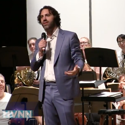 HUDSON VALLEY NEWS NETWORK - Ger is Great at GNSO's Summer Concert